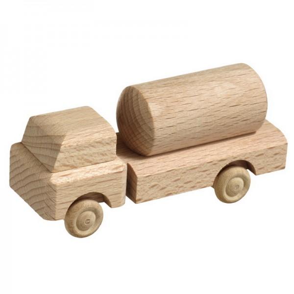LKW gehören zu den klassischen Kinderspielzeugen im Bereich Fahrzeuge. Der LKW Gefahrguttransporter hat eine besondere Augabe! Er transportiert Materialien …