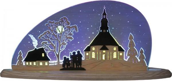 Weigla LED Motivleuchte Seiffener Kirche