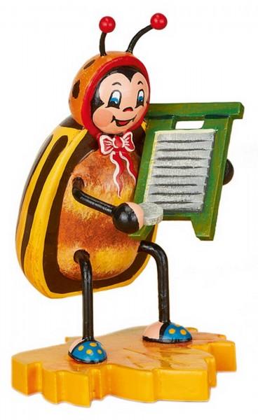 Kartoffelkäfer Waschbrettmusik aus Holz von Hubrig Volkskunst