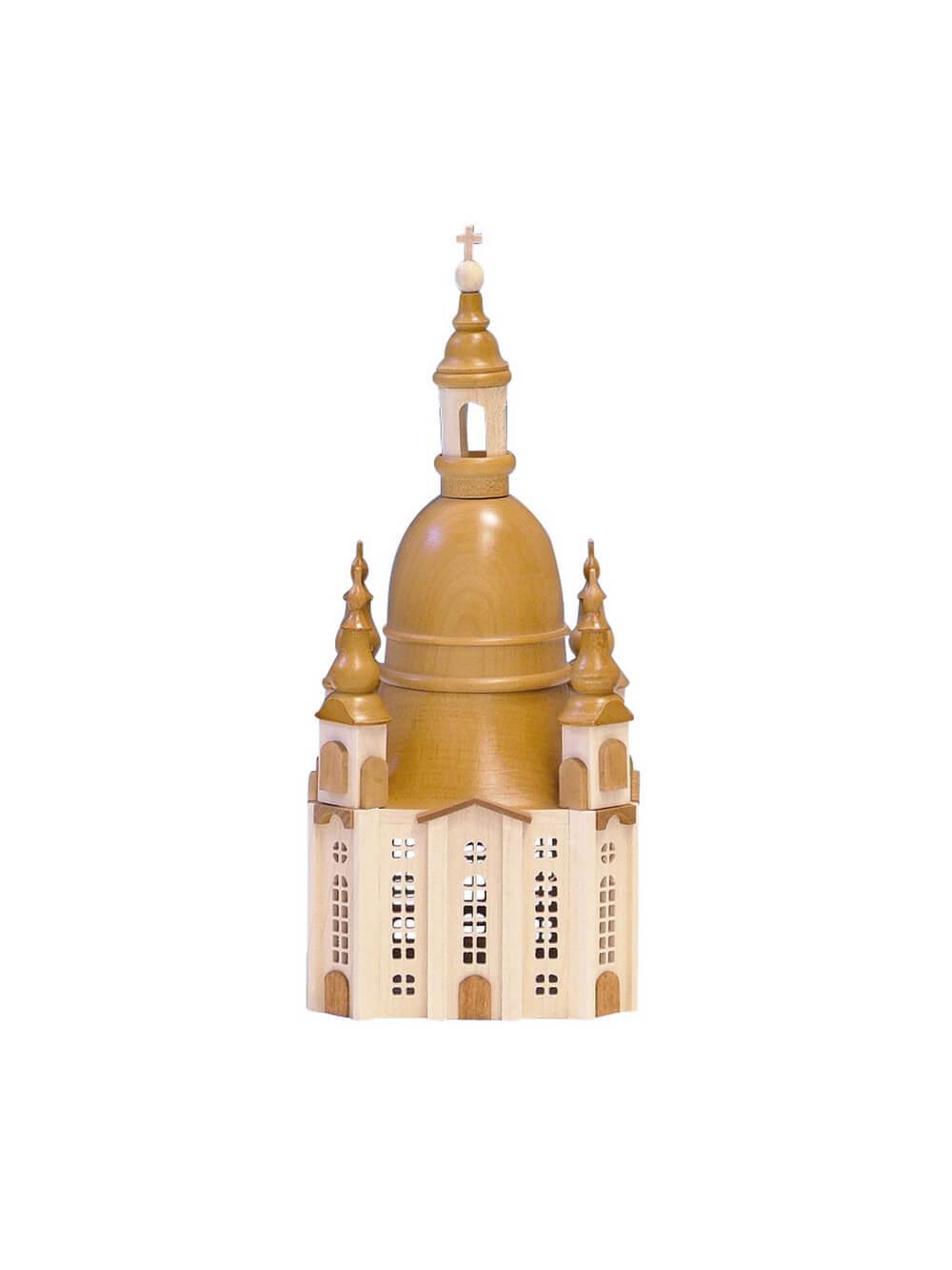 Knuth Neuber, Frauenkirche aus Holz