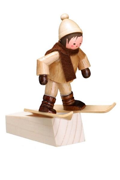 Der Skispringer mit Schanze in natur von Romy Thiel Deutschneudorf/ Erzgebirge, ist ein ganz besonderes Sammlerstück. Ist es nicht ein tolles Gefühl, wenn der …