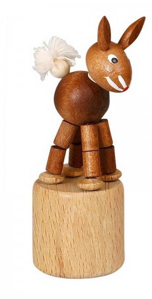 Wackelfigur Hase von Jan Stephani