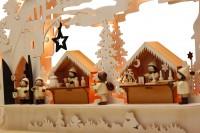 Vorschau: Schwibbogen von Romy Thiel mit dem Motiv Burgweihnacht, 63 cm _Bild4