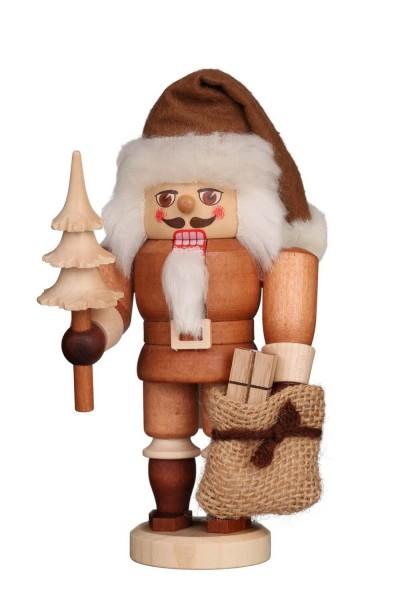 Nussknacker Weihnachtsmann natur, 16 cm von Christian Ulbricht GmbH & Co KG Seiffen/ Erzgebirge
