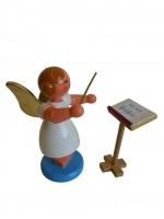 Vorschau: Weihnachtsengel von WEHA-Kunst Dirigent mit Notenpult _Bild2
