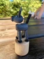 Vorschau: Wackelfigur Esel von Jan Stephani_Bild2