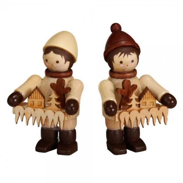 Die Striezelkinder wurden Anfang der 30er Jahre von Max Schanz geschaffen. Der langjährige Direktor der Seiffener Fachschule für Holzspielzeug und …