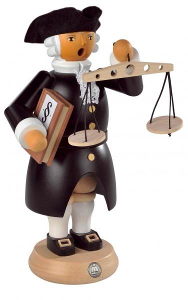 Räuchermann Kolonial Edition Richter aus Holz von Müller Kleinkunst aus Seiffen