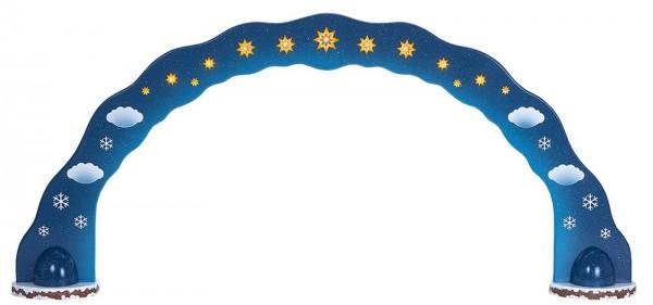 Winterkinder von Hubrig Volkskunst, der Himmelsbogen, 100 cm
