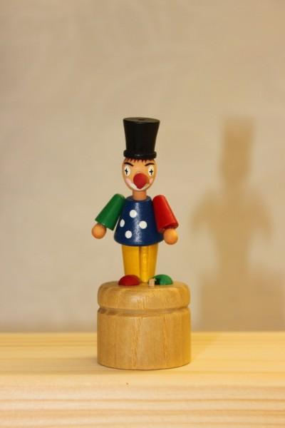 Wackelfigur Clown von Nestler-Seiffen