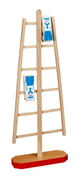 Holzspielzeug von Eckert Klettermatrosen