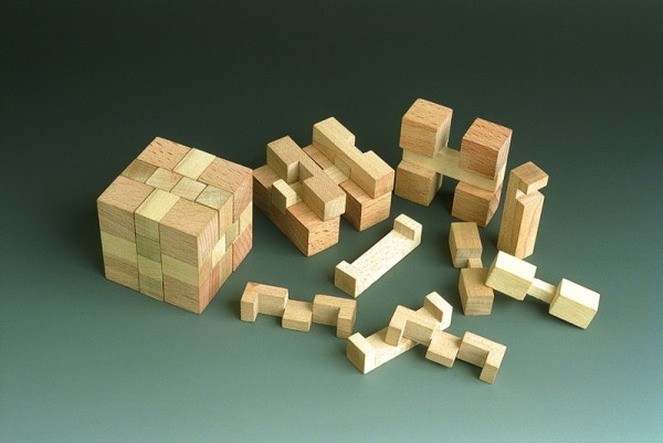 Logikspiel Wunderwürfel von Gunter Flath