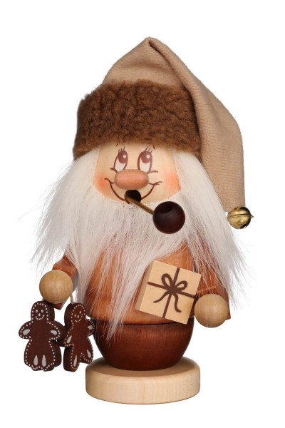 Räuchermännchen Miniwichtel von Christian Ulbricht Weihnachtsmann, 14 cm