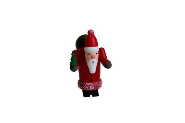 Weihnachtsmann von Nestler-Seiffen mit Baum_Bild1