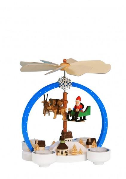 Knuth Neuber, Weihnachtspyramide Weihnachtszauber