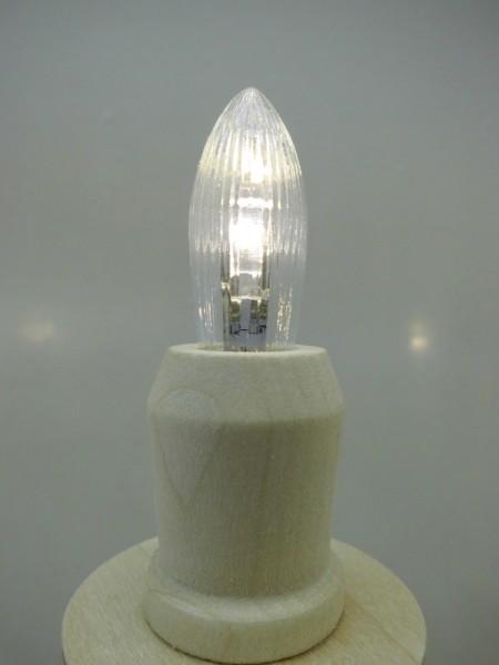 LED Spitzkerzen, 2 Stück, 0,2 Watt / 10 - 55 V