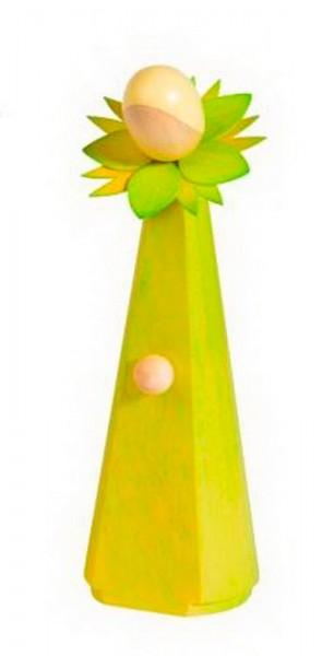 Modernes Blumenmädchen, hellgrün, 11 cm von KWO