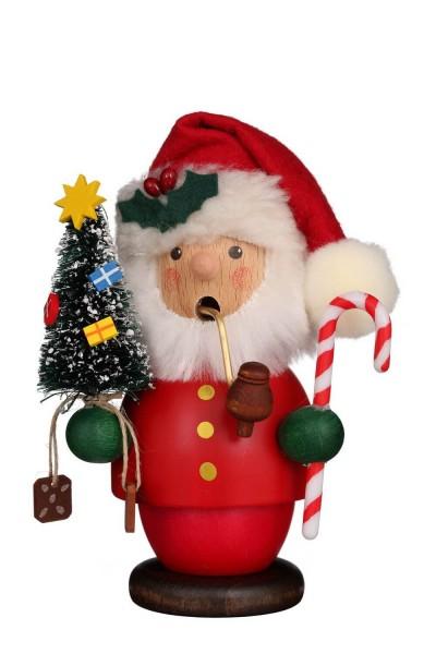 Räuchermännchen Weihnachtsmann, rot, 12 cm, Christian Ulbricht GmbH & Co KG Seiffen/ ErzgebirgeEin wunderschöner roter Weihnachtsmann mit …