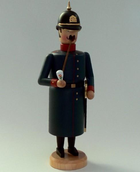 Räuchermännchen Gendarm, 21 cm von Räuchermann Manufaktur Merten aus Seiffen/ Erzgebirge.Höhe: ca. 21 cmMaterial: heimische Hölzer aus dem Erzgebirge, …