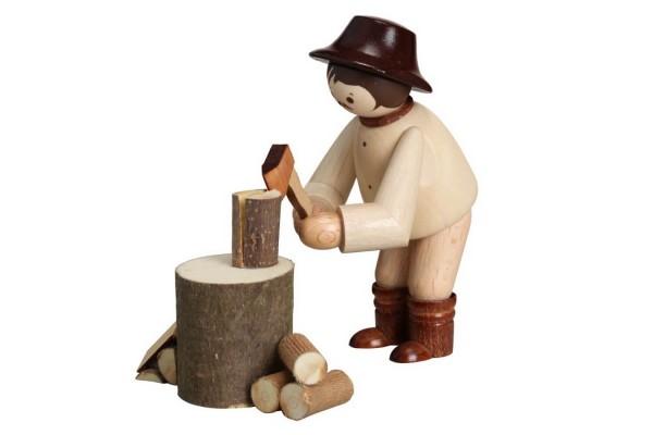 Holzhacker, groß von Romy Thiel