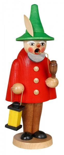 Räuchermännchen Wichtel, rot, 19 cm von Jan Stephani
