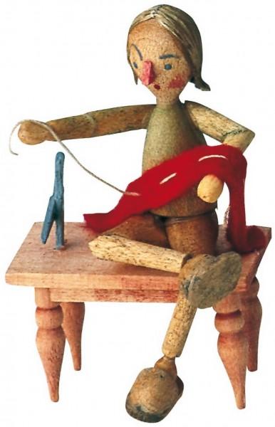 Die Märchenfigur Schneiderlein von KWO aus Olbernhau