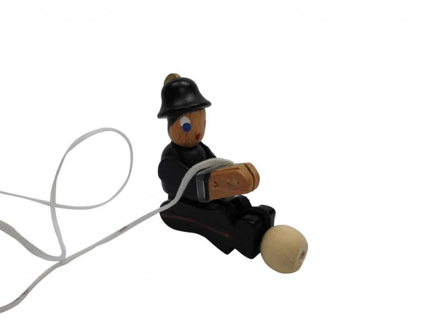 Kletterfigur Feuerwehrmann