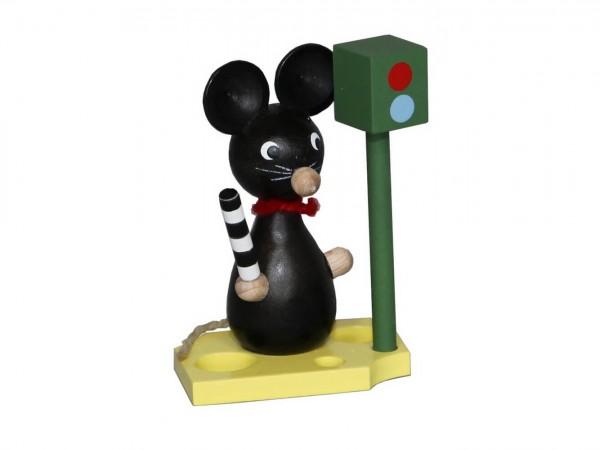 Mäuse-Polizei, 7 cm von Volker Zenker aus Seiffen