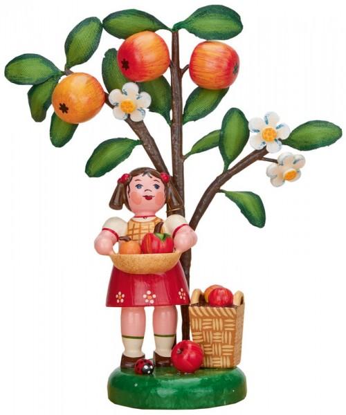 Hubrig Jahresfigur 2018 - Apfel von Hubrig Volkskunst