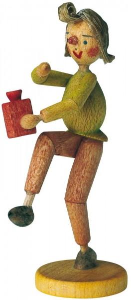 KWO Märchenfigur Moritz aus Holz aus dem Erzgebirge