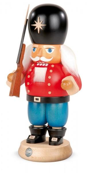 Nussknacker aus Holz, Soldat von Müller Kleinkunst aus Seiffen