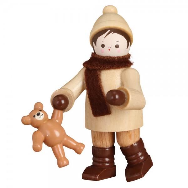 Romy Thiel, Winterkind mit Teddy