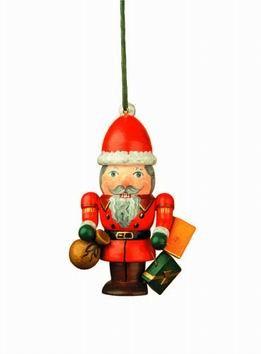 Baumbehang Nussknacker Weihnachtsmann Hubrig Seiffen Com