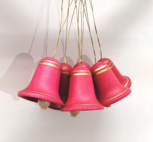 Glocken groß 6 Stück zum Hängen von Gunter Flath