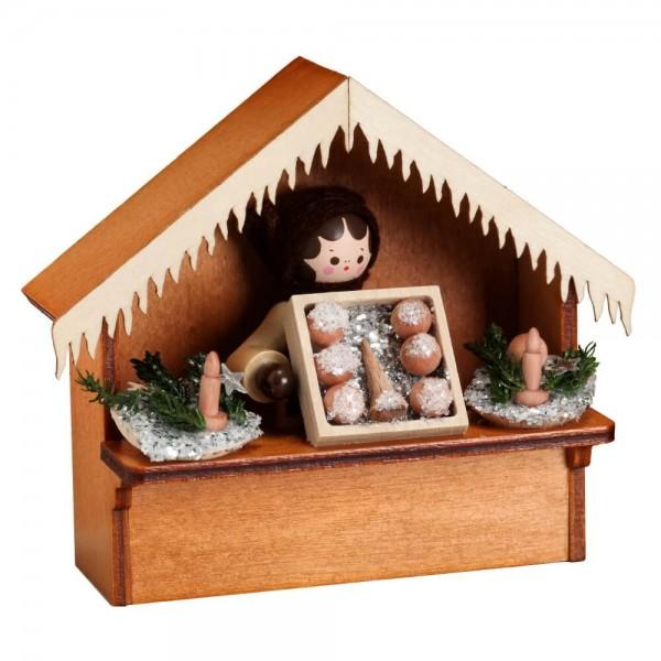 Marktstände haben nicht nur auf vielen Wochenmärkten Tradiotion. Zur Weihnachtszeit dürfen sie auf keinem Weihnachtsmarkt fehlen. Dieser tratidtionelle …