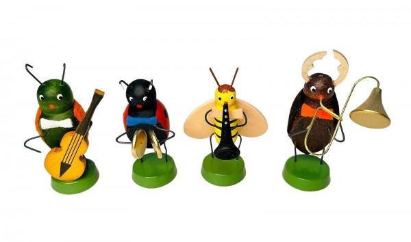 Frühlingskapelle mit 4 Käfermusikanten von Volker Zenker_bild1
