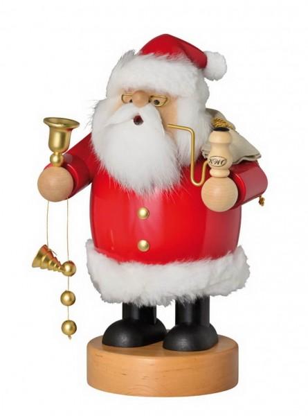 Räuchermännchen Weihnachtsmann, stehend, 31 cm von KWO Kunstgewerbe-Werkstätten Olbernhau/ Erzgebirge