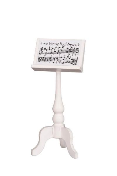Weihnachtsengel - Musikengel Notenständer, 6 cm von Christian Ulbricht GmbH & Co KG Seiffen/ Erzgebirge