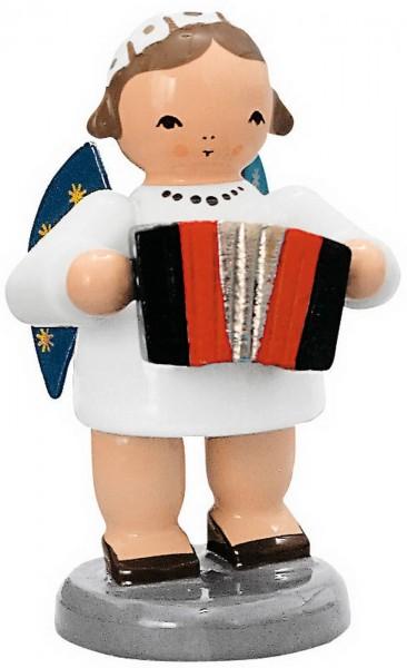 KWO Weihnachtsengel mit Harmonika
