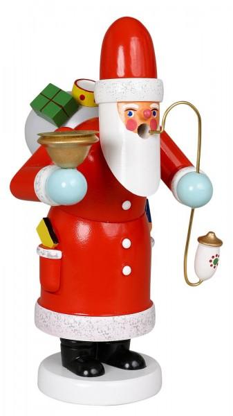 Räuchermännchen Weihnachtsmann mit Tülle, 18 cm von Jan Stephani