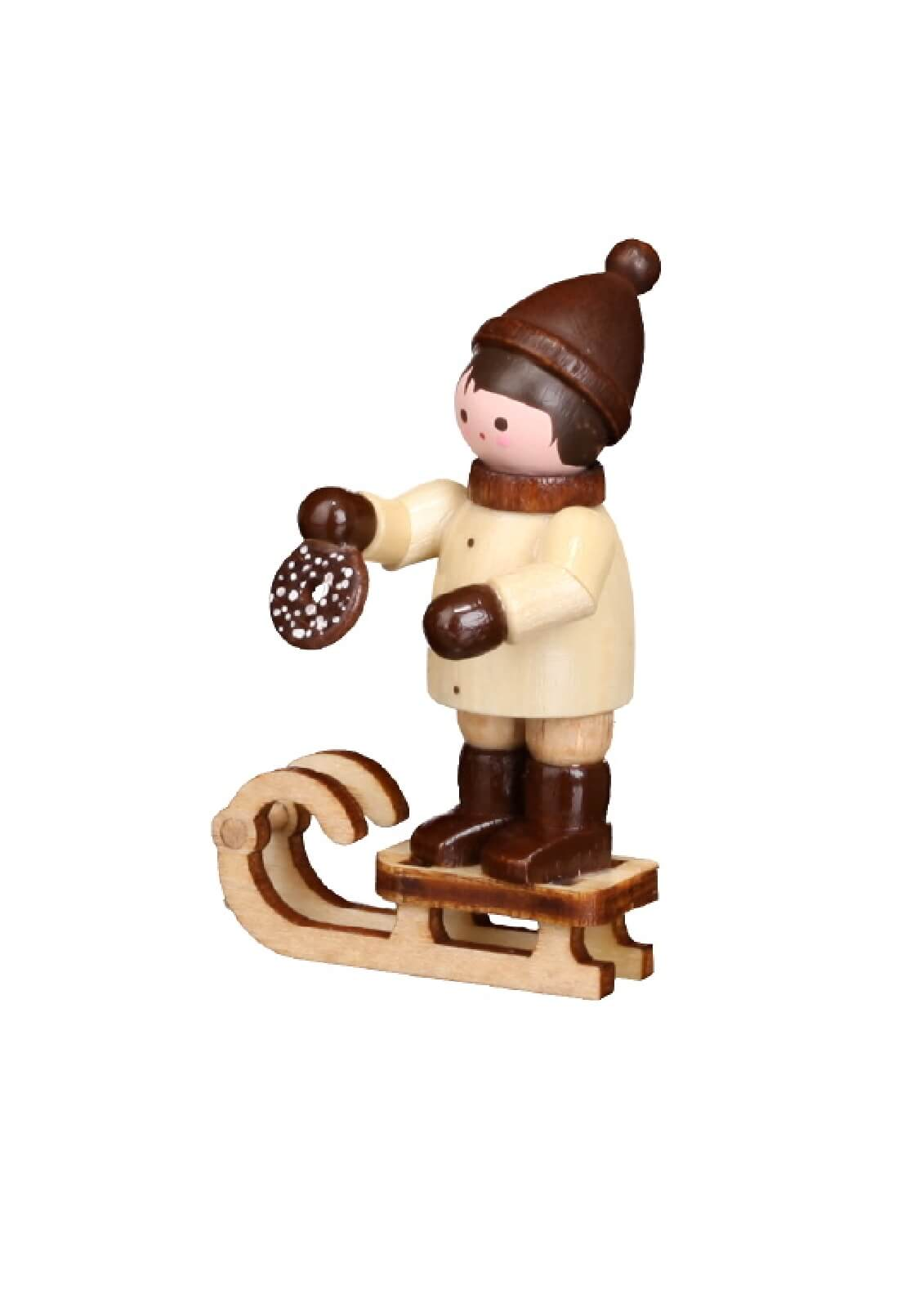 Oje, immer noch zu klein ist dieses Winterkind mit Meisenknödel, mini von Romy Thiel Deutschneudorf/ Erzgebirge. Mal sehen ob der Schlitten reicht, um den …