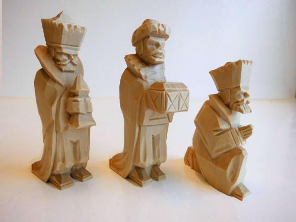 Die Heiligen 3 Könige, geschnitzt von Nestler-Seiffen, sind zu Weihnachten einfach nicht weg zu denken. Geschnitzte Arbeiten sind etwas ganz besonderes. Mit …