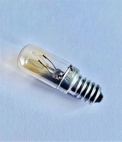 Röhrenlampen, 7 Watt, 220 - 230 Volt, 3 Stück