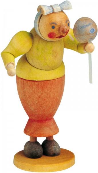 Die Märchenfigur Witwe Bolte von KWO aus Olbernhau