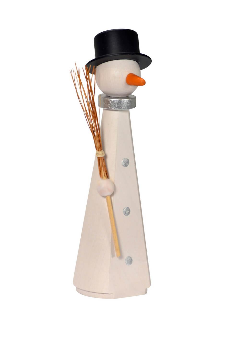 Moderner Schneemann, 12 cm von KWO