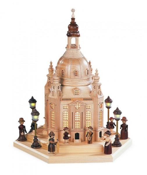 Lichterhaus Frauenkirche Dresden von Müller Kleinkunst