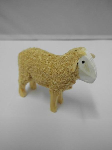 Schaf, 4 cm, Nestler-Seiffen.com OHG Seiffen/ Erzgebirge