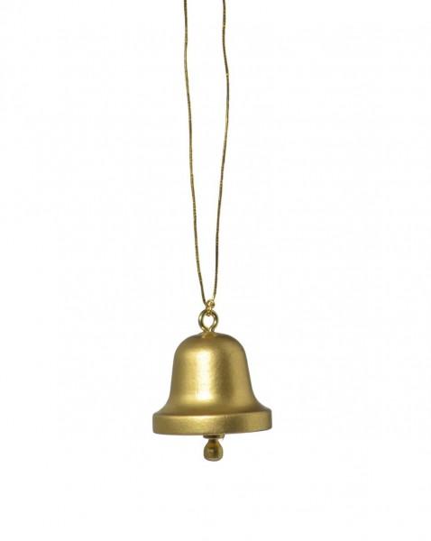 KWO Christbaumschmuck Glocke zum Hängen für den Weihnachtsbaum