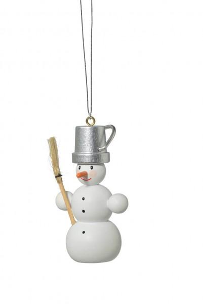 KWO Christbaumschmuck Schneemann zum Hängen für Ihren Weihnachtsbaum