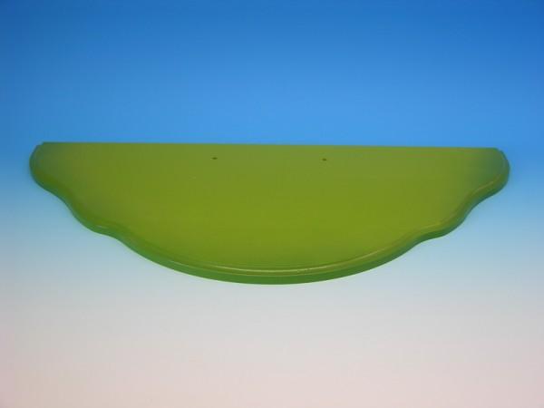 Wiesenstecksystem, Unterbauetage 4 an Unterbauetage 3, grün, 54,5 x 26,0 x 1,2 cm, Frieder & André Uhlig Seiffen/ Erzgebirge